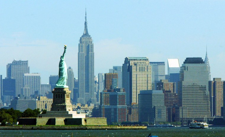Coast Guard Stages Anti-Terrorist Drills in New York Harbor