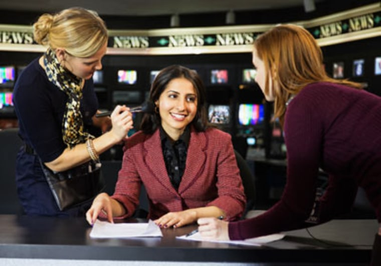 Have an opinion? You can make it pay as a television news analyst.