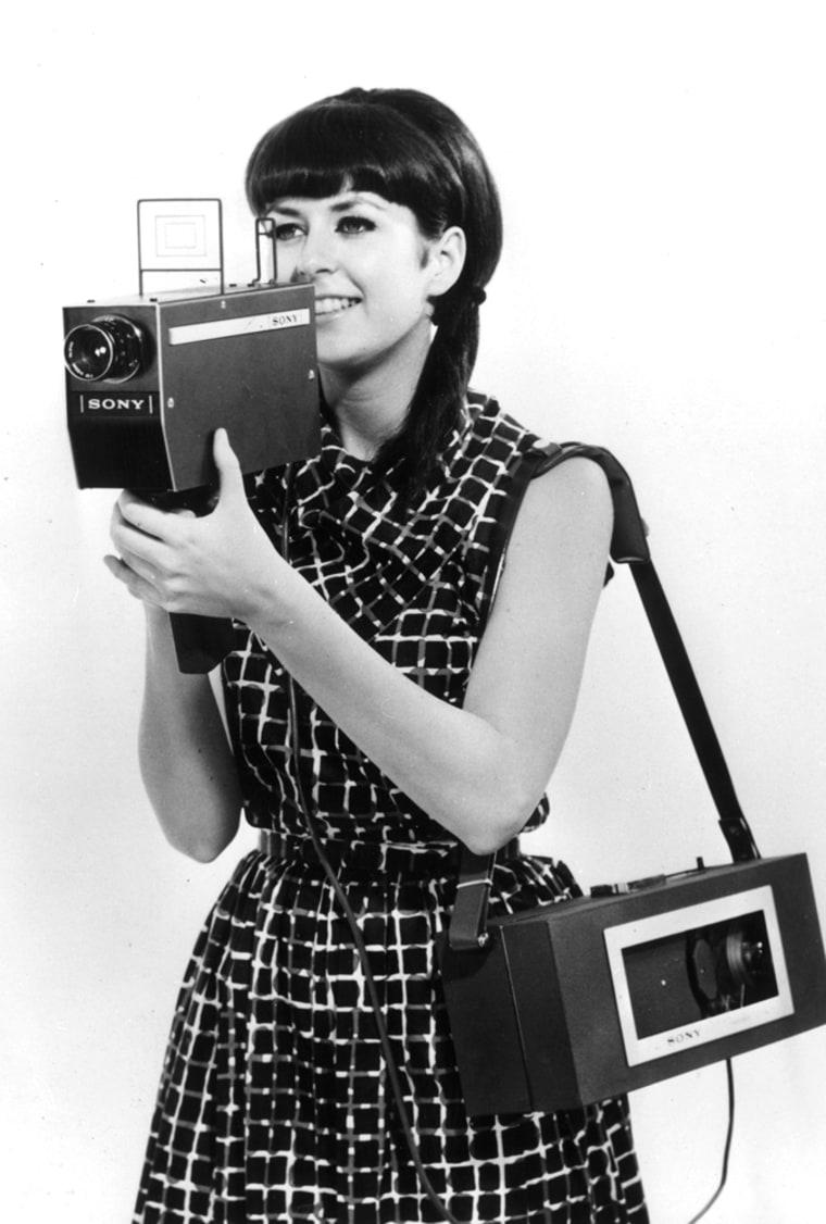 Image: Analog Camcorder, 1965