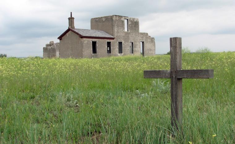 Image: Fort Laramie, Wyoming