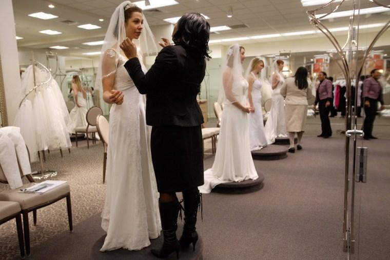 Image: David's Bridal
