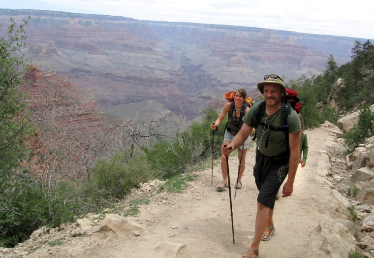 Image: Eliza Anti, Michael Parker. Grand Canyon