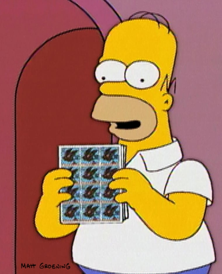 Image: Homer Simpson