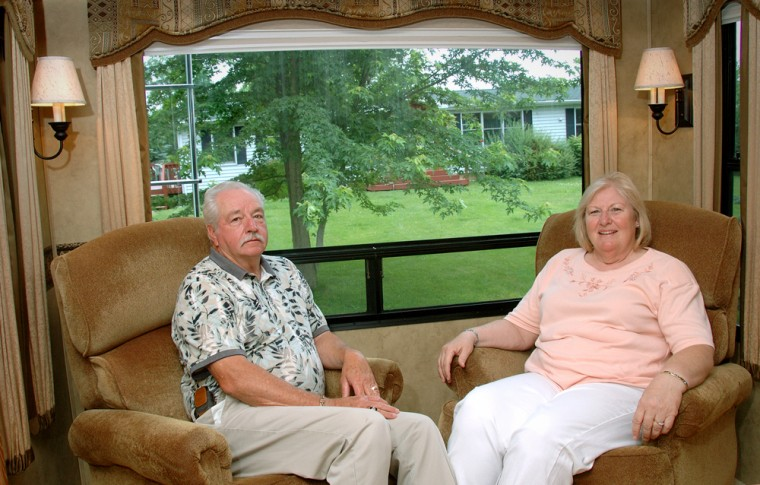 Image: Jerry and Julie Hamman