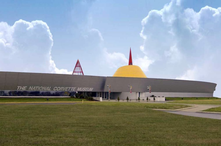 The National Corvette Museum recently unveileda $10 million addition and a renovation.