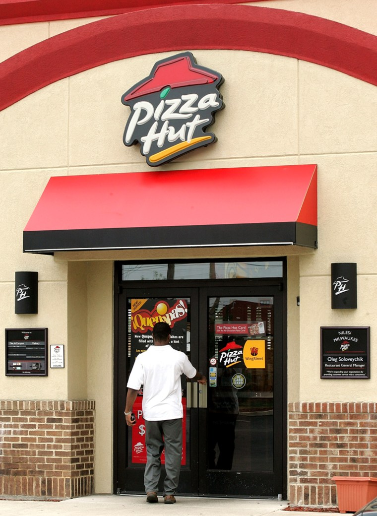 Image: Pizza Hut