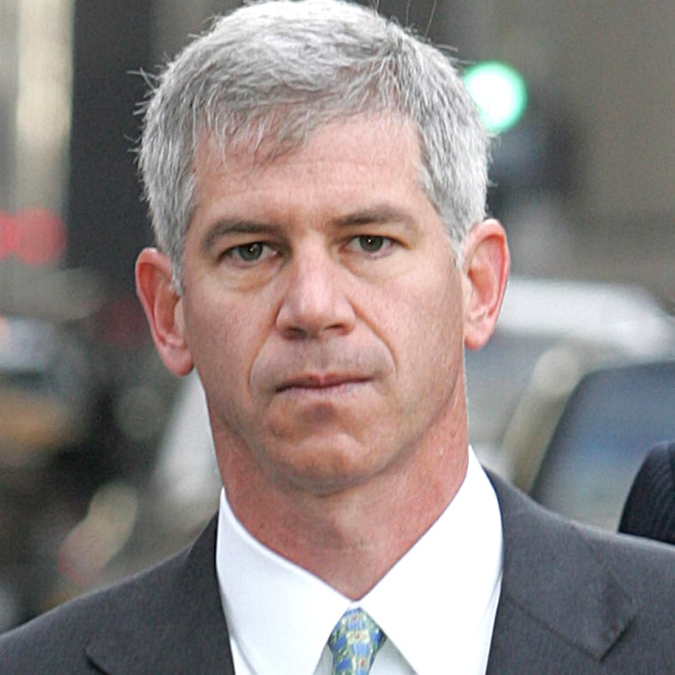 Former Enron Chief Financial Officer And