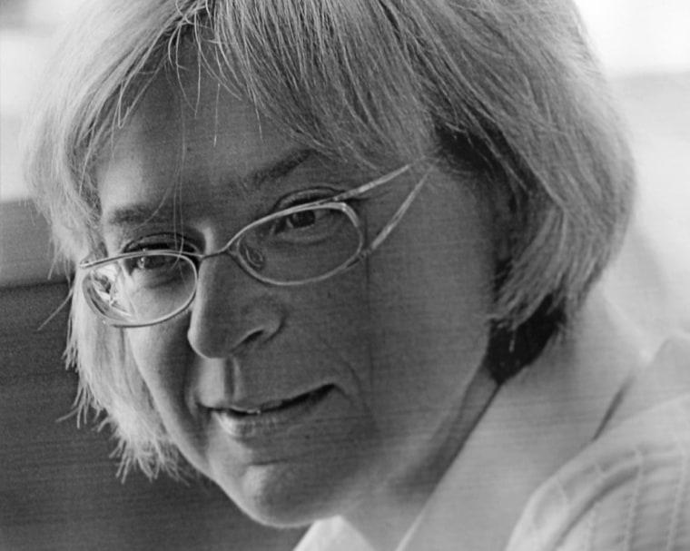 Image: Anna Politkovskaya