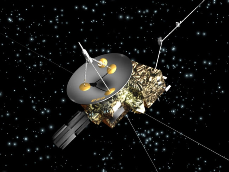 Image: An artist's concept of the Ulysses spacecraft