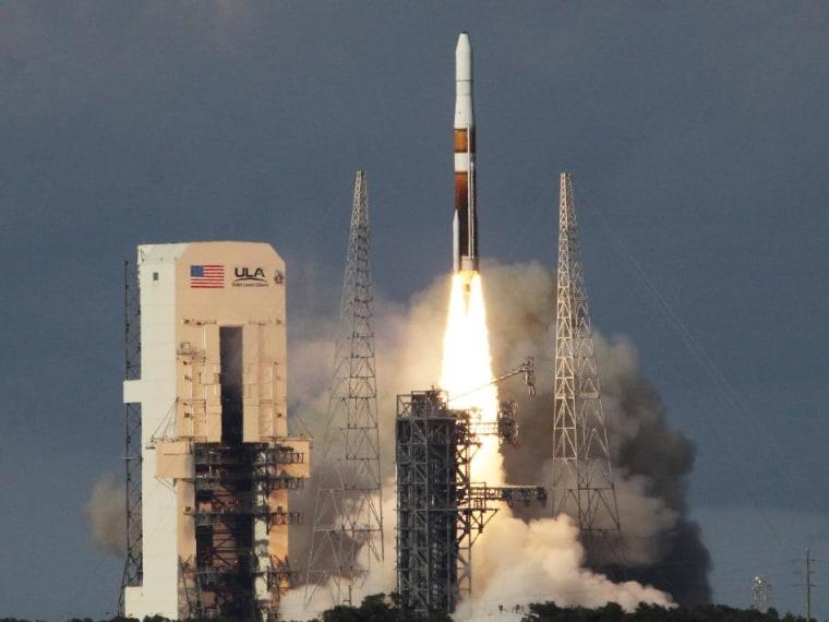 Image: GOES-O launch
