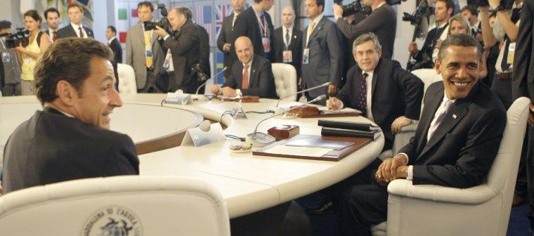 Image: G8 summit