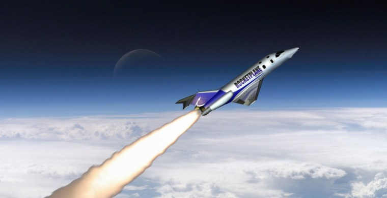 Image: Rocketplane XP
