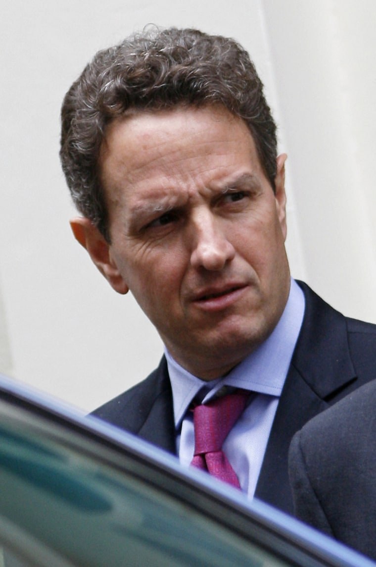 Image: Timothy Geithner