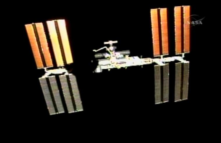 Image: International Space Station