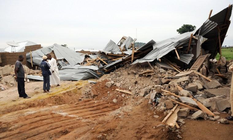 Image: Nigeria violence
