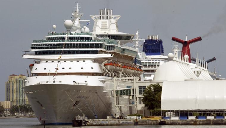 Image: Majesty of the Seas