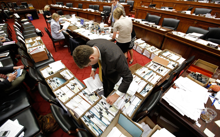 Image: Health Care Bill