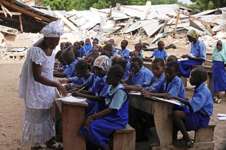 Image: Nigeria, violence