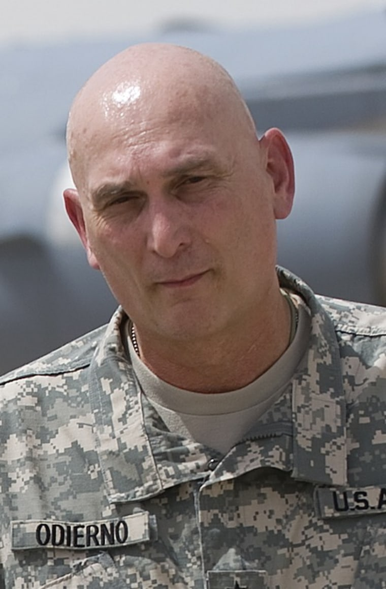 Image: General Ray Odierno