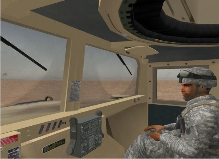 Image: Virtual Iraq