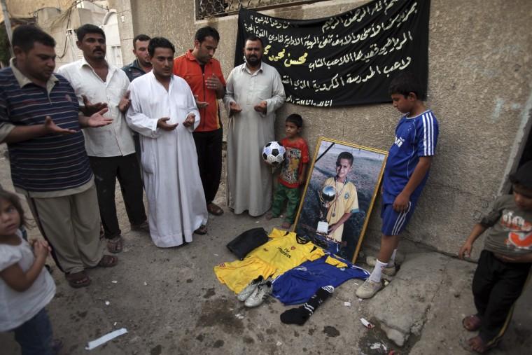 Image: Iraq crime wave