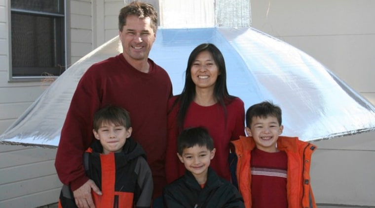 Image: Heene family