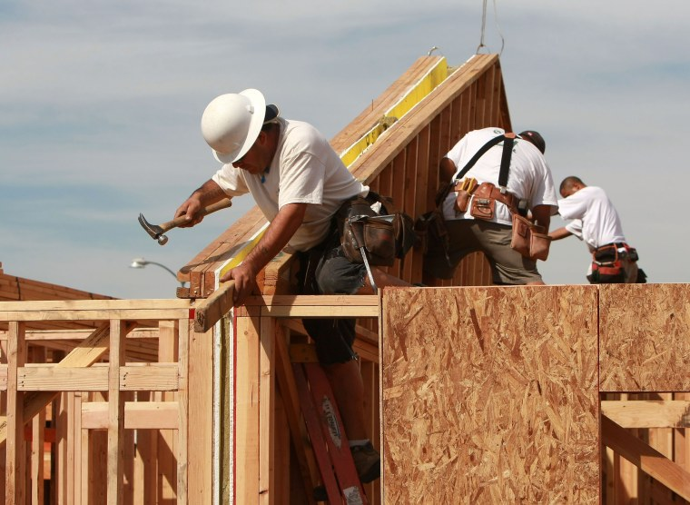 Image: New Home Construction