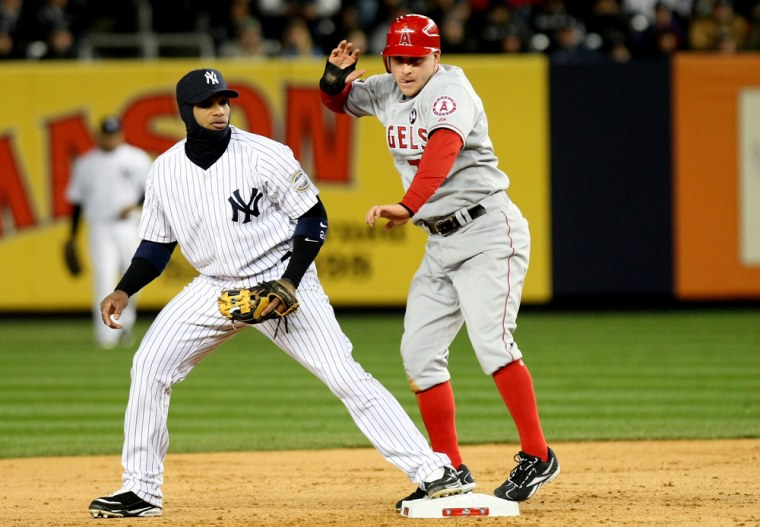 Image: Los Angeles Angels of Anaheim v New York Yankees, Game 2