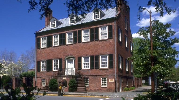 Image:Davenport House