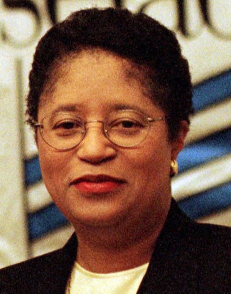 Image: Dr. Shirley Ann Jackson