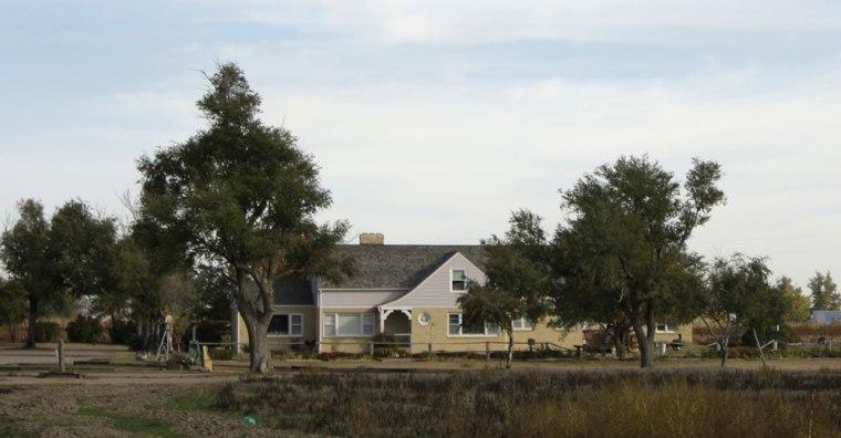 Image: Former home of Herbert Clutter