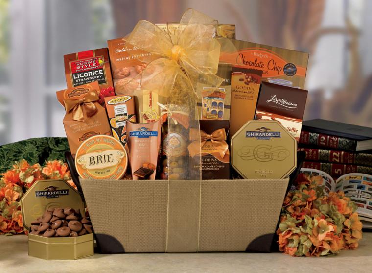 Image: gift basket