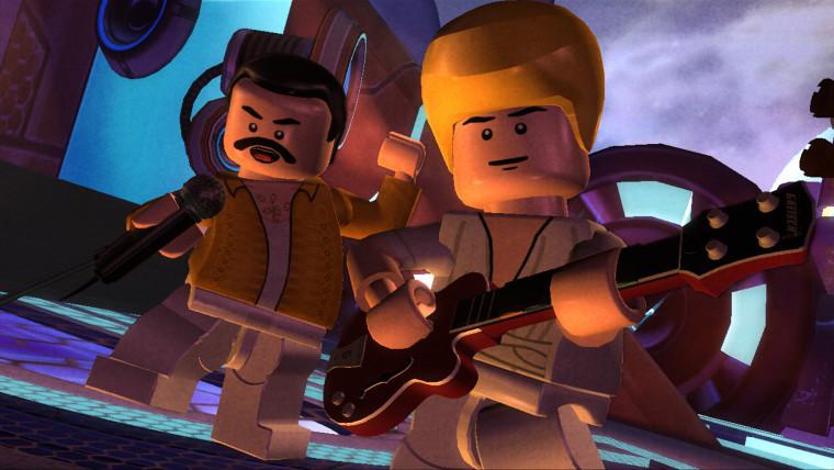 Image: LEGO Rock Band
