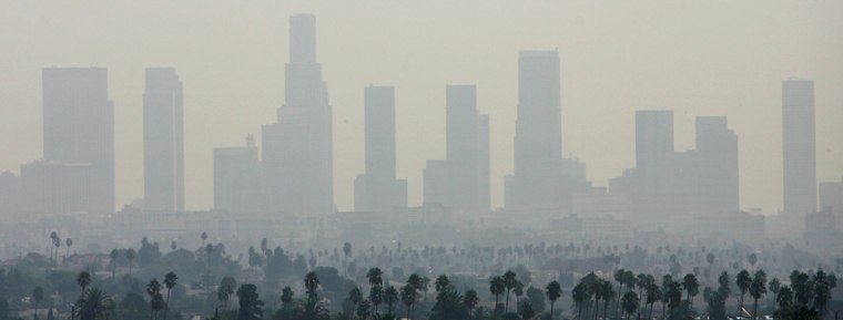 Image: air pollution