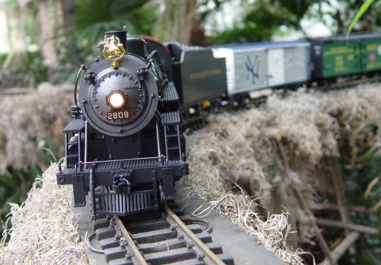 Image: Model train