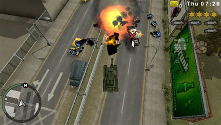 Image: Grand Theft Auto: Chinatown Wars