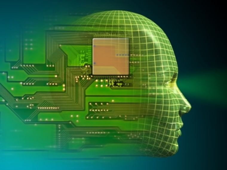 Electrodes placed directly on the surface of peoples' brains allow them to type just by thinking of letters.