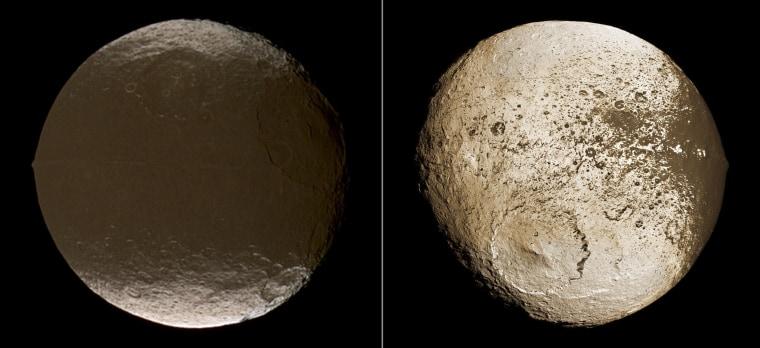 Image: Iapetus