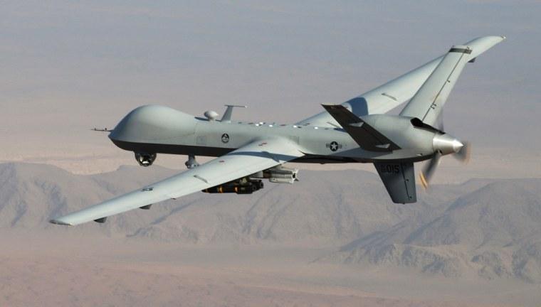 Image: Afghanistan Drones