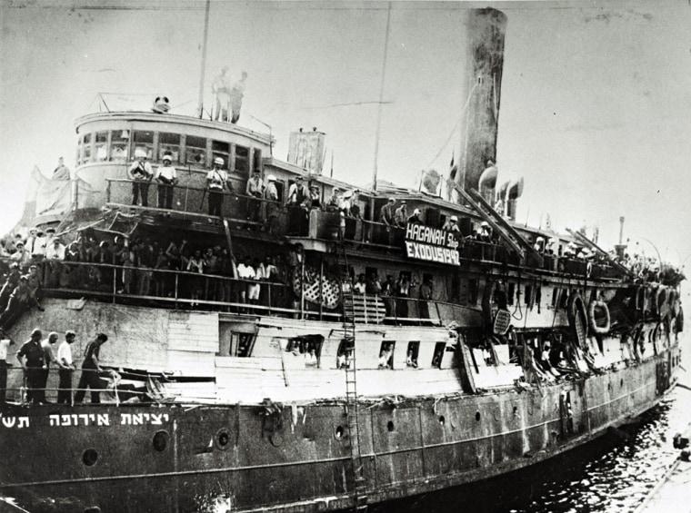 Image: ship Exodus