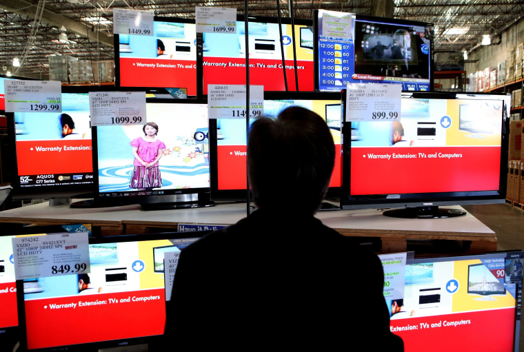 Image: California State Energy Commission Votes On Banning Big Screen TV's
