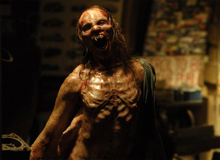 """Films such as """"Daybreakers"""" are examples of the public's fascination with vampires."""