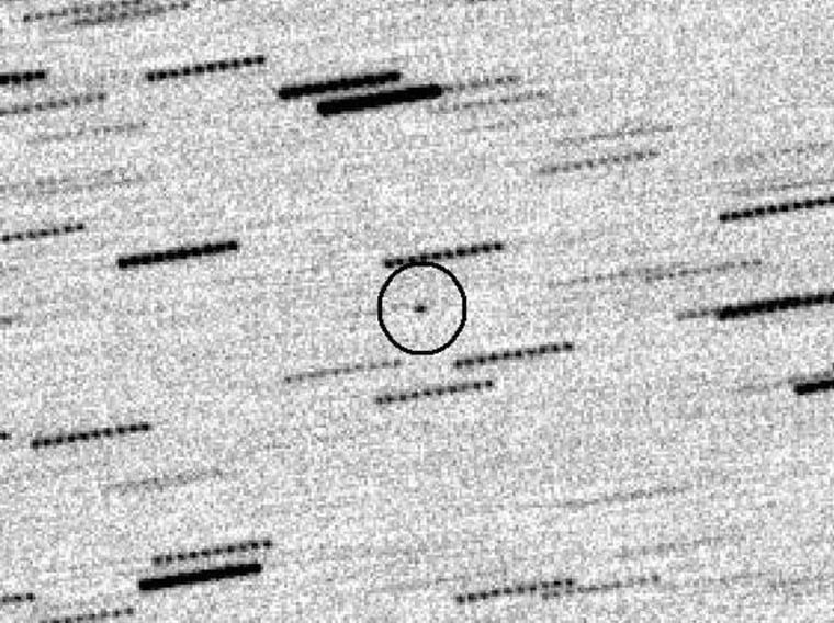 Image: Near-Earth object