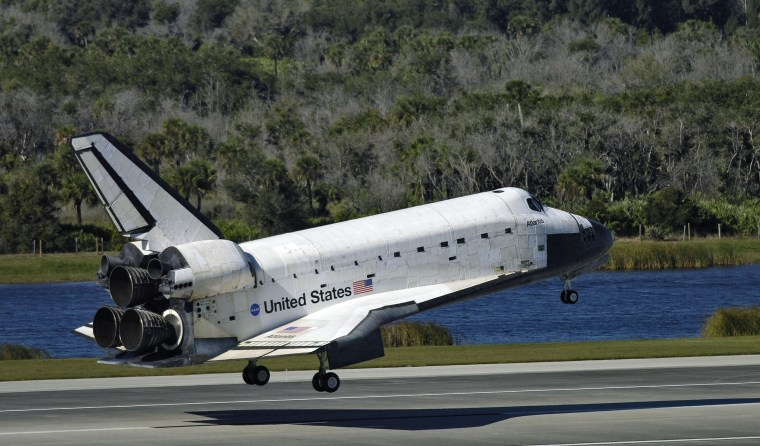 Image: Space Shuttle Atlantis