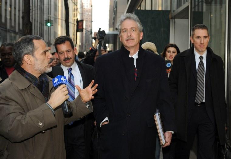 Image: U.S. diplomat Williams Burns