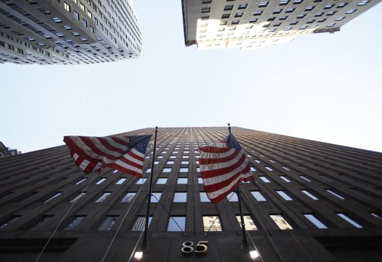 Image: Goldman Sachs headquarters
