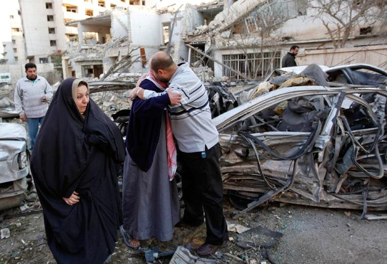Image: Baghdad bombing