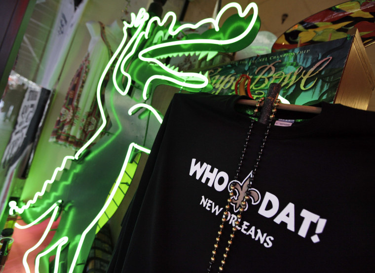 "Image: ""Who Dat"" T-shirt"