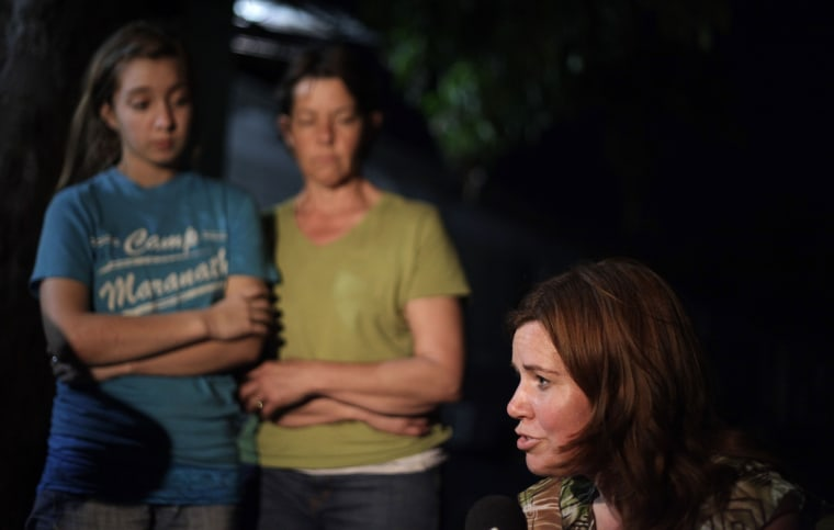 Image: Detained Americans in Haiti
