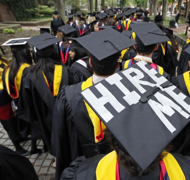 Image: Graduation ceremony
